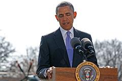 """Обама ввел санкции против банка """"Россия"""" и крупных бизнесменов РФ"""