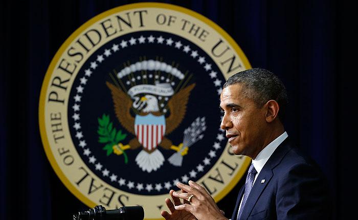 Белый дом отказался воевать на Украине