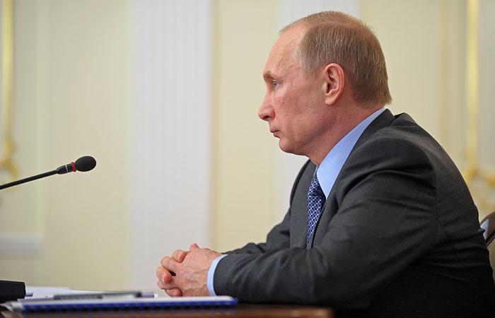 Путин подписал указ о признании воинских званий военнослужащих Украины