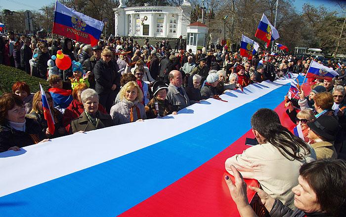 Путин превратил Крым в отдельный федеральный округ