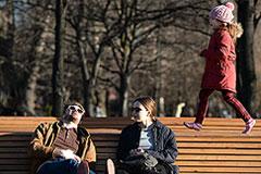 В Москве зафиксирован новый температурный рекорд марта