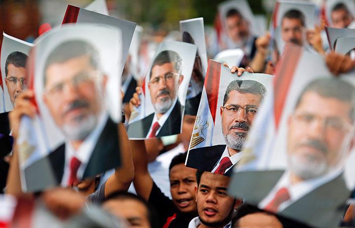 """Суд Египта приговорил к смертной казни 529 сторонников """"Братьев-мусульман"""""""
