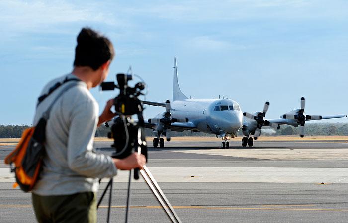 На месте поиска обломков Boeing 777 обнаружены новые объекты