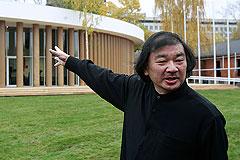 """Архитектурного """"Нобеля"""" получил японец Шигеру Бан"""