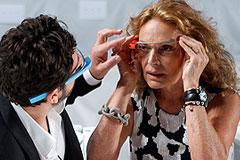 Дизайнеры Ray-Ban разработают оправы для Google Glass