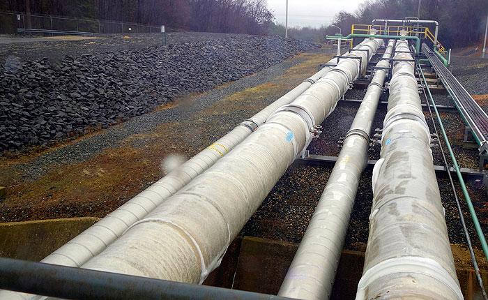 США разрешат экспорт американского газа в необходимых Европе объемах
