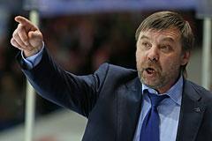 Олег Знарок возглавил сборную России по хоккею
