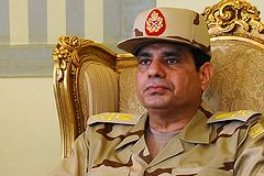 Глава Минобороны Египта выдвинулся на пост президента