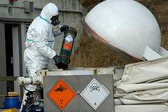 Сирия рассталась с более чем половиной запасов химического оружия