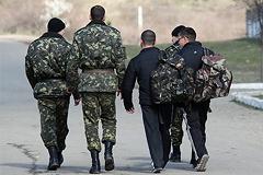 Власти Крыма отпустили замкомандующего ВМС Украины и командира авиабазы в Бельбеке