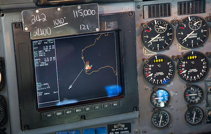 Зону поисков пропавшего Boeing 777 перенесли на тысячу километров