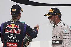 Хэмилтон выиграл Гран-при Малайзии