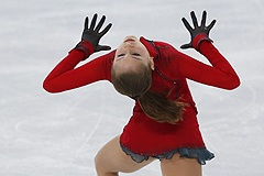 Липницкая выиграла серебро чемпионата мира по фигурному катанию