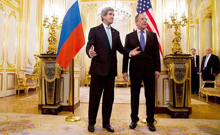 Лавров и Керри экстренно обсудили украинский кризис