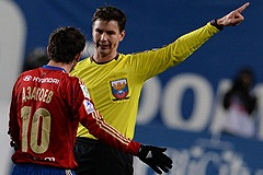 ЦСКА поднялся на третье место в чемпионате России