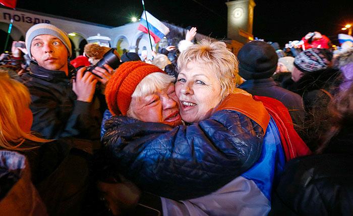 На повышение пенсий крымчан в 2014 году выделят 28 млрд рублей