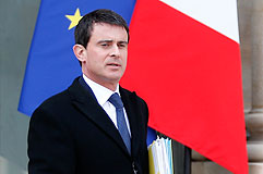 Олланд назначил Манюэля Вальса премьером Франции