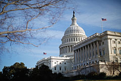 Конгресс США принял закон о помощи Украине и санкциях против России