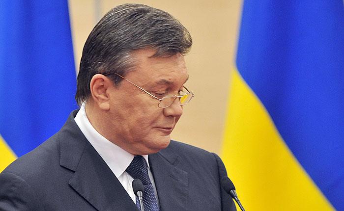 Янукович считает, что Запад заманил его в ловушку