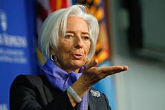 Глава МВФ: Россия уже столкнулась с последствиями санкций