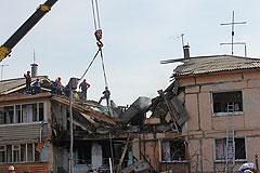 В Омской области в результате взрыва газа погибли пять человек