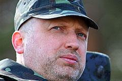 Турчинов ответит антитеррористической операцией на волнения востока Украины