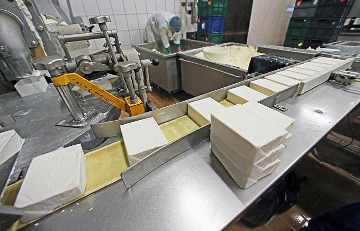 Россия приостановила ввоз украинской молочной продукции