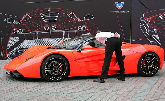Конструкторский отдел Marussia перешел на работу в НАМИ