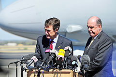 Зону поисков пропавшего Boeing 777 сократили в три раза