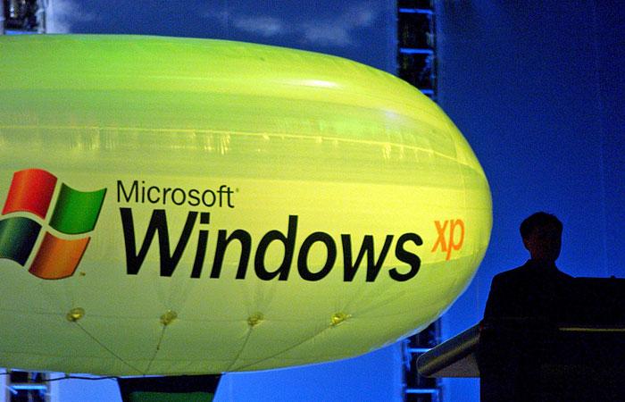 Microsoft прекратил техподдержку Windows XP