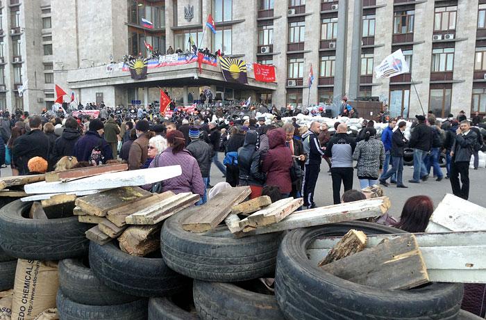 МВД Украины планирует разрешить ситуацию на востоке за двое суток