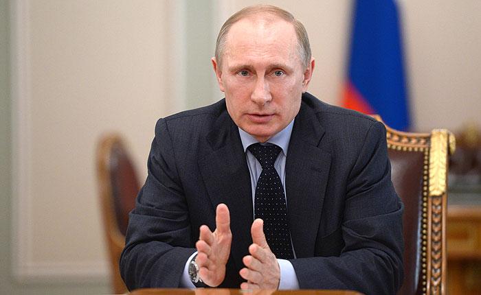 Путин призвал лидеров ЕС экстренно обсудить долг Украины за газ