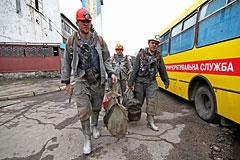 Семь человек погибли в результате взрыва на шахте в Донецке