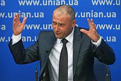 Россия подала документы на розыск Яроша в Интерпол