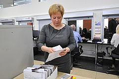 ФМС направила на выдачу крымчанам более 90 тысяч паспортов