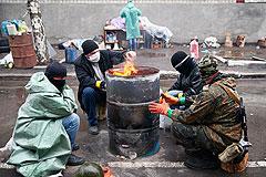 Славянск стал центром напряженности на юго-востоке Украины
