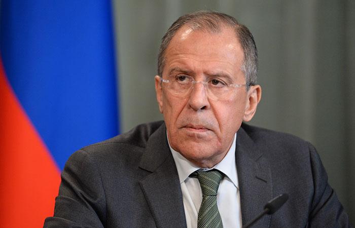 Лавров заявил о невмешательстве России в ситуацию на Украине