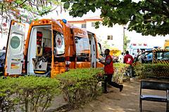 В результате взрывов в столице Нигерии погибли десятки человек