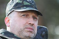 Турчинов сообщил о начале силовой операции в Донецкой области