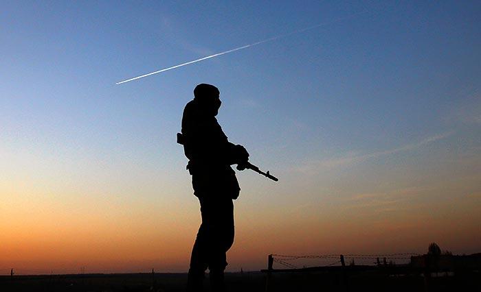 Украинская армия взяла под контроль аэродром Краматорска