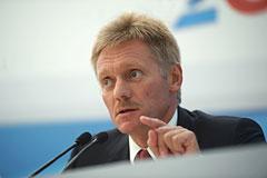Песков назвал абсурдными сообщения о российских войсках на Украине
