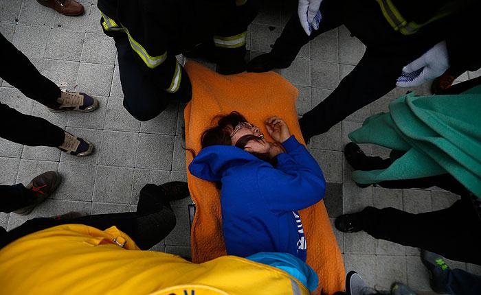 Капитану затонувшего в Южной Корее парома грозит тюремный срок
