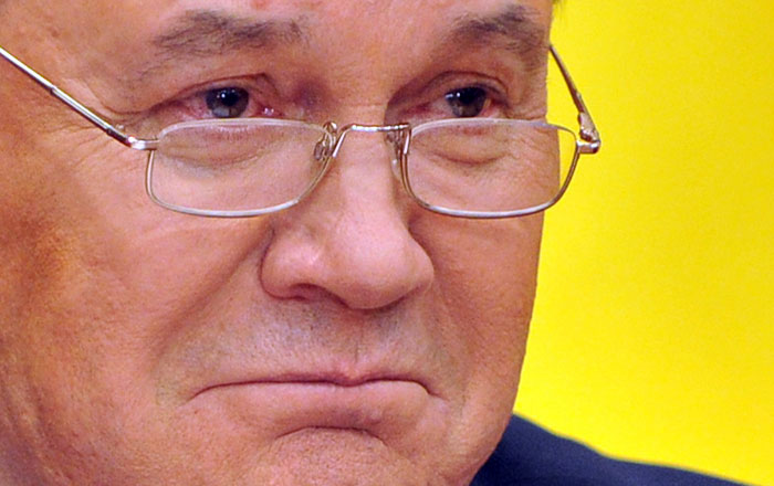 Генпрокуратура Украины заподозрила Януковича в терроризме