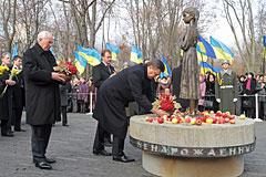 Януковича решили привлечь к ответственности за непризнание голодомора геноцидом