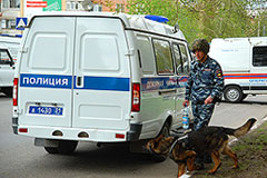 В Белгороде задержан захвативший отделение банка мужчина