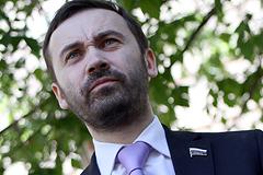 К депутату Пономареву отправили судебных приставов
