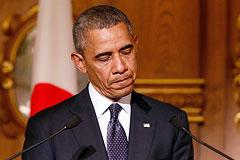 Обама обвинил Россию в неисполнении договоренностей по Украине