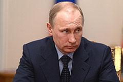 Путин признал влияние санкций Запада на экономику
