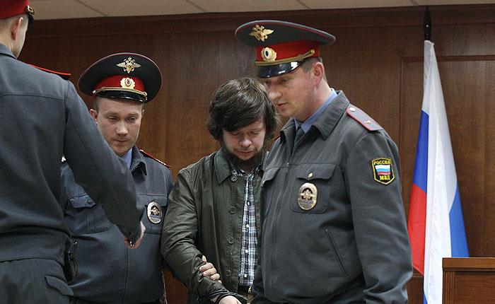"""ФСИН согласилась освободить фигуранта """"болотного дела"""" Лебедева"""