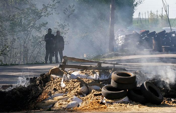 Киев пообещал продолжить силовую операцию на востоке